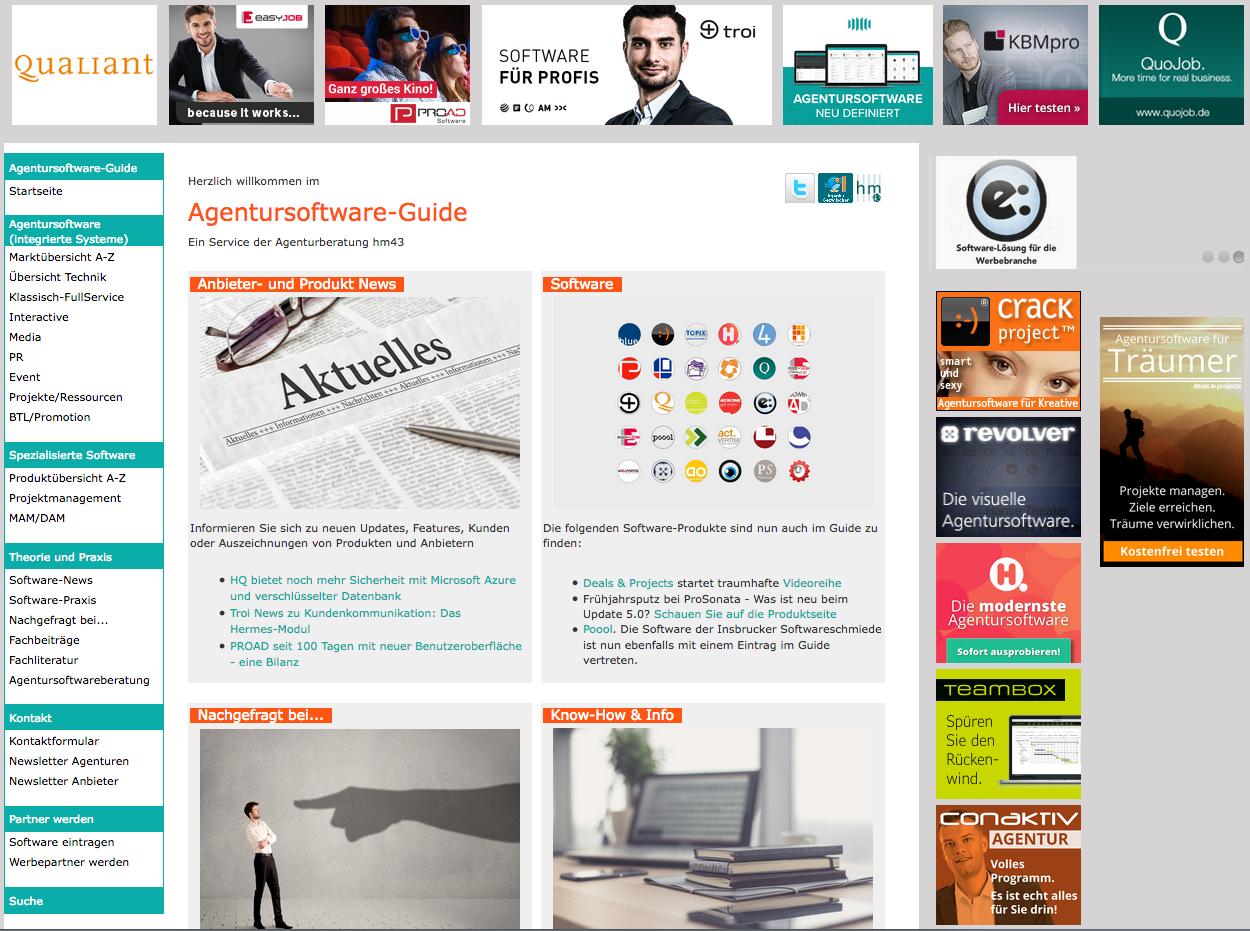 11.05.17 Facelift Agentursoftware-Guide