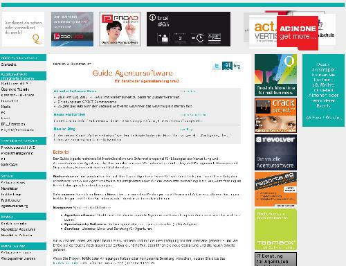 14.07.11 Relaunch Agentursoftware Guide
