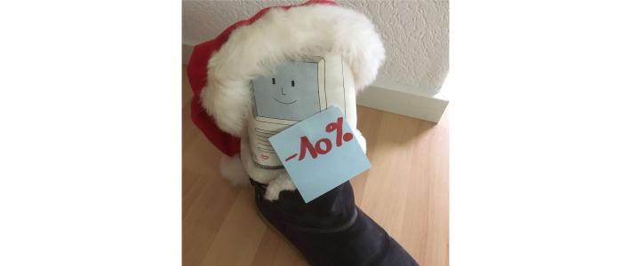 Nikolaus-Rabatt-Aktion