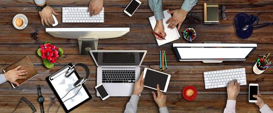 Digitaler Workflow in Agenturen