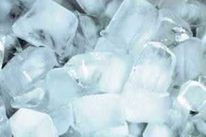 Transparenz im Eis