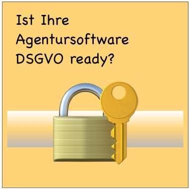DSGVO und Agentursoftware