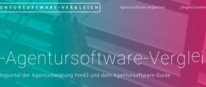 """Eigener """"Vergleichsblog Agentursoftware"""" gestartet"""